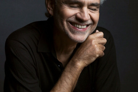 Andrea Bocelli © Mark Seliger Decca Records