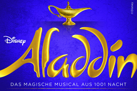 "Musical ""Disneys Aladdin"" in Stuttgart"