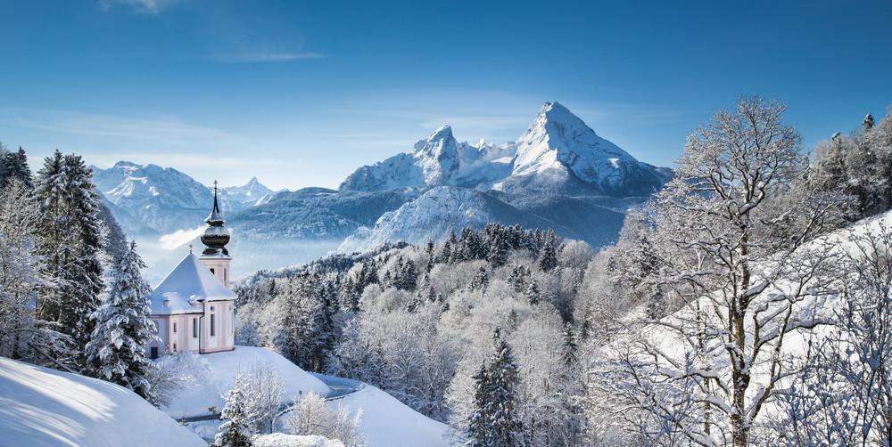 weihnachten im berchtesgadener land reisen. Black Bedroom Furniture Sets. Home Design Ideas